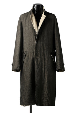 forme d'expression exclusive Reversible Duster Coat (Wood)