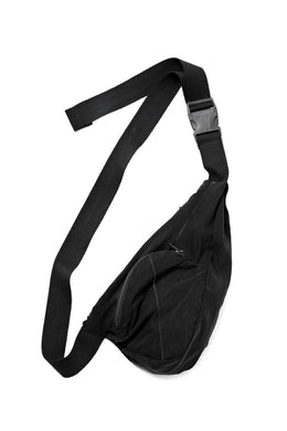 thomkrom RADICAL ZIP-BAG (BLACK)