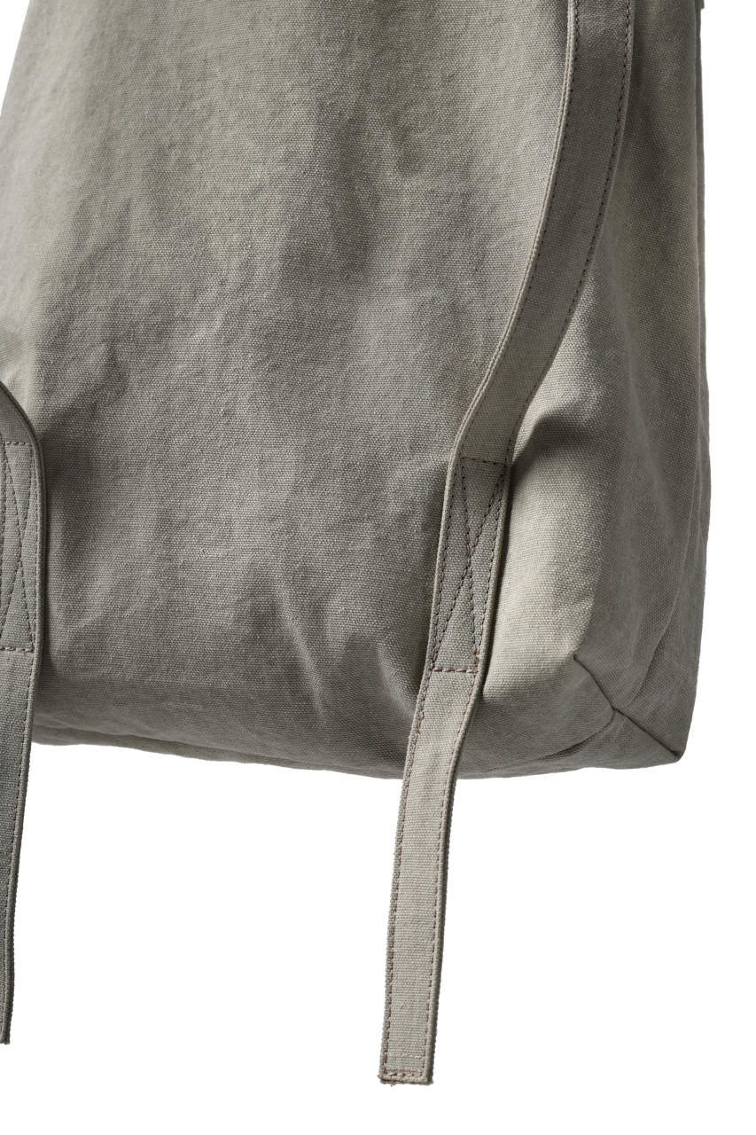 Pxxx OFF by PAL OFFNER SIGNATURE CANVAS BACKPACK (GHISCCIO*IVORY)