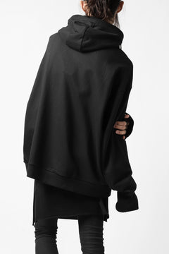 Load image into Gallery viewer, JOE CHIA HOODED SWEAT PULL OVER (BLACK)