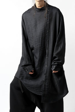 SOSNOVSKA ASYMMETRY VISION SHIRT (BLACK)