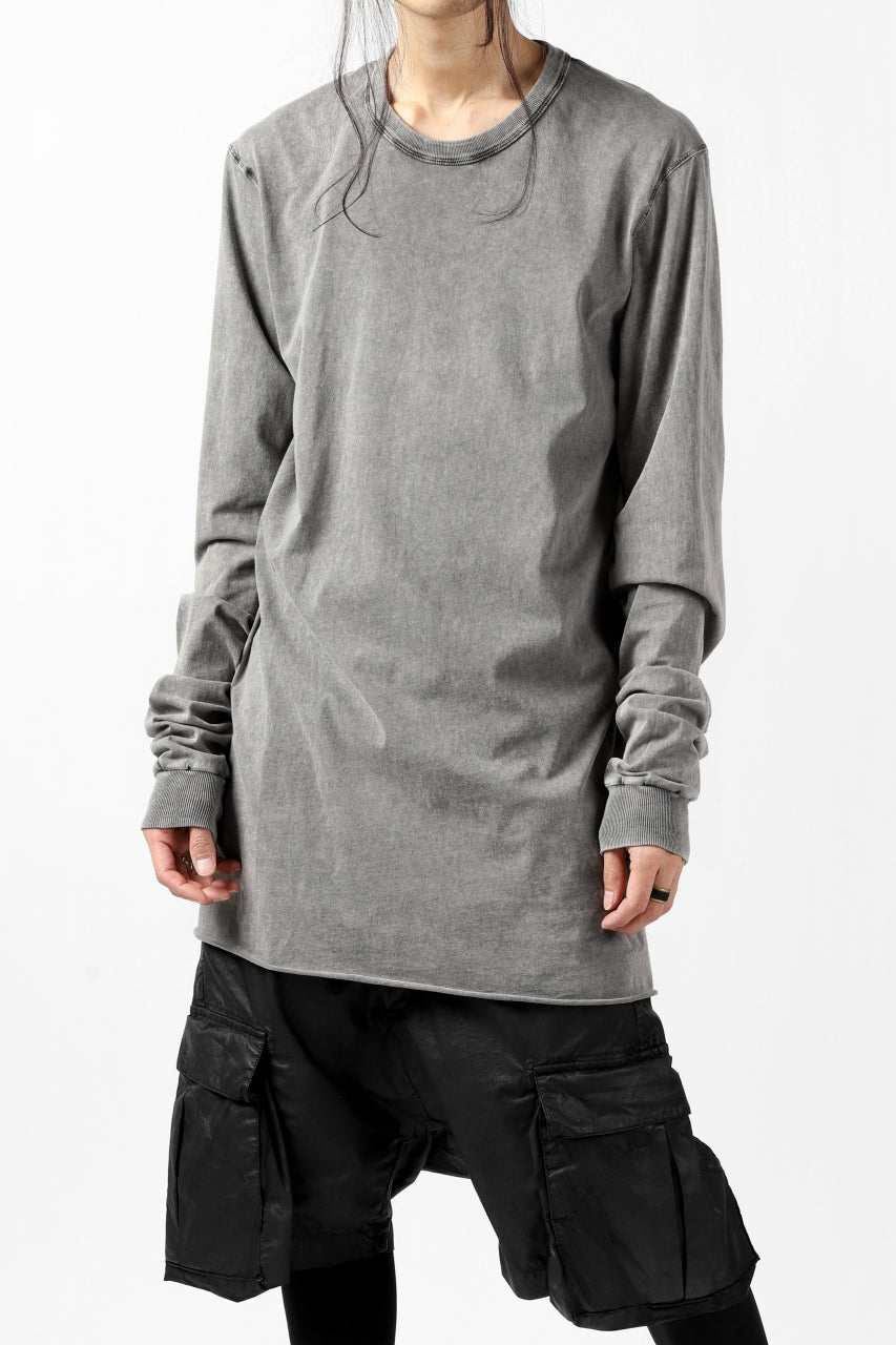 11 BY BORIS BIDJAN SABERI LONG SLEEVE TEE