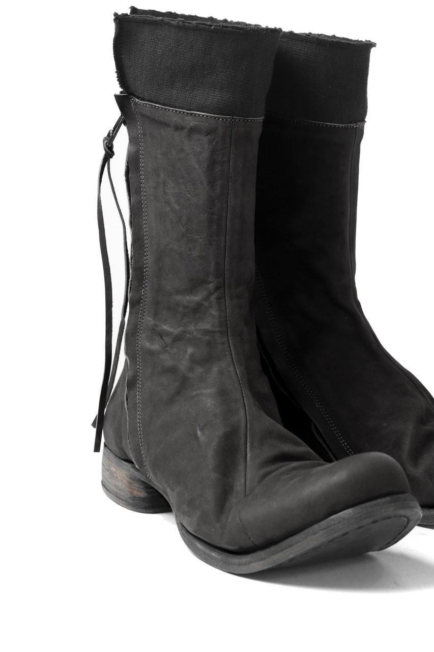 Portaille exclusive PL20 Layered Zip Boots (BANDOLERO / GRAY)