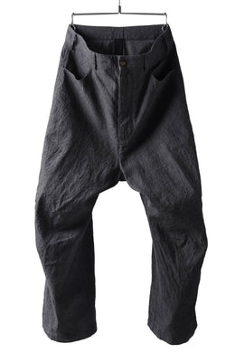 forme d'expression Curved Constructive Pants (Slate)