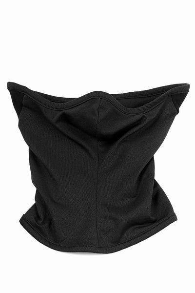 Zero Shea butter Japanesepaper 3D Mask Neckwarmer (BLACK)