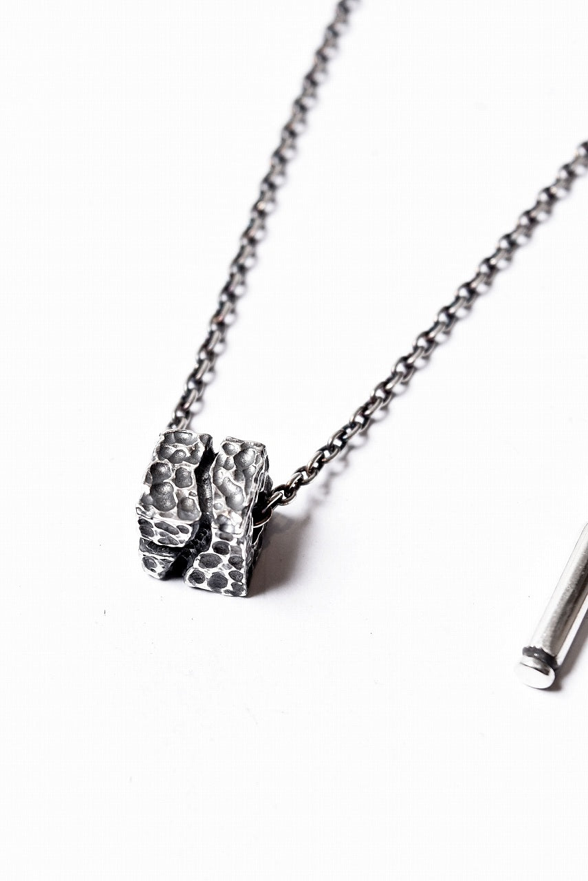 Node by KUDO SHUJI P-37  PENDANT NECKLESS