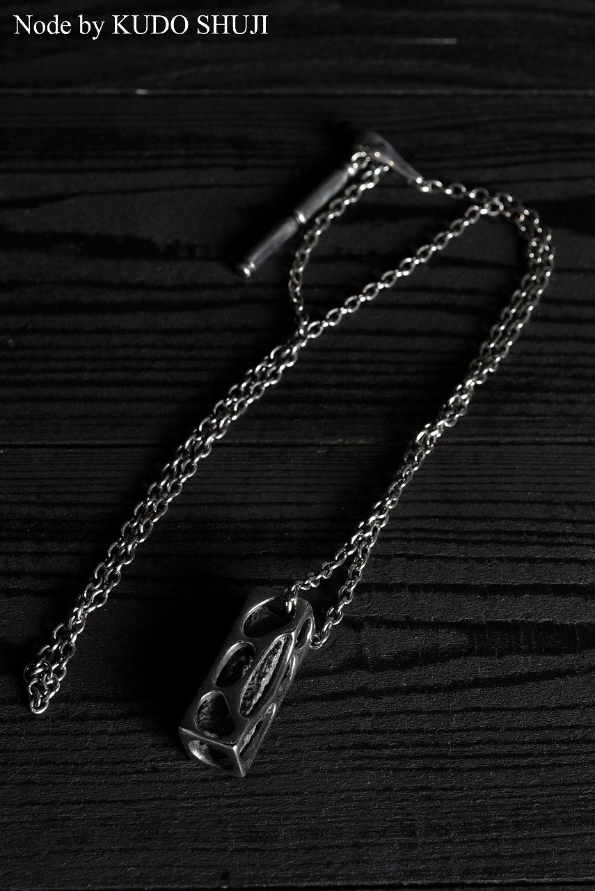 Load image into Gallery viewer, Node by KUDO SHUJI P-38  PENDANT NECKLESS