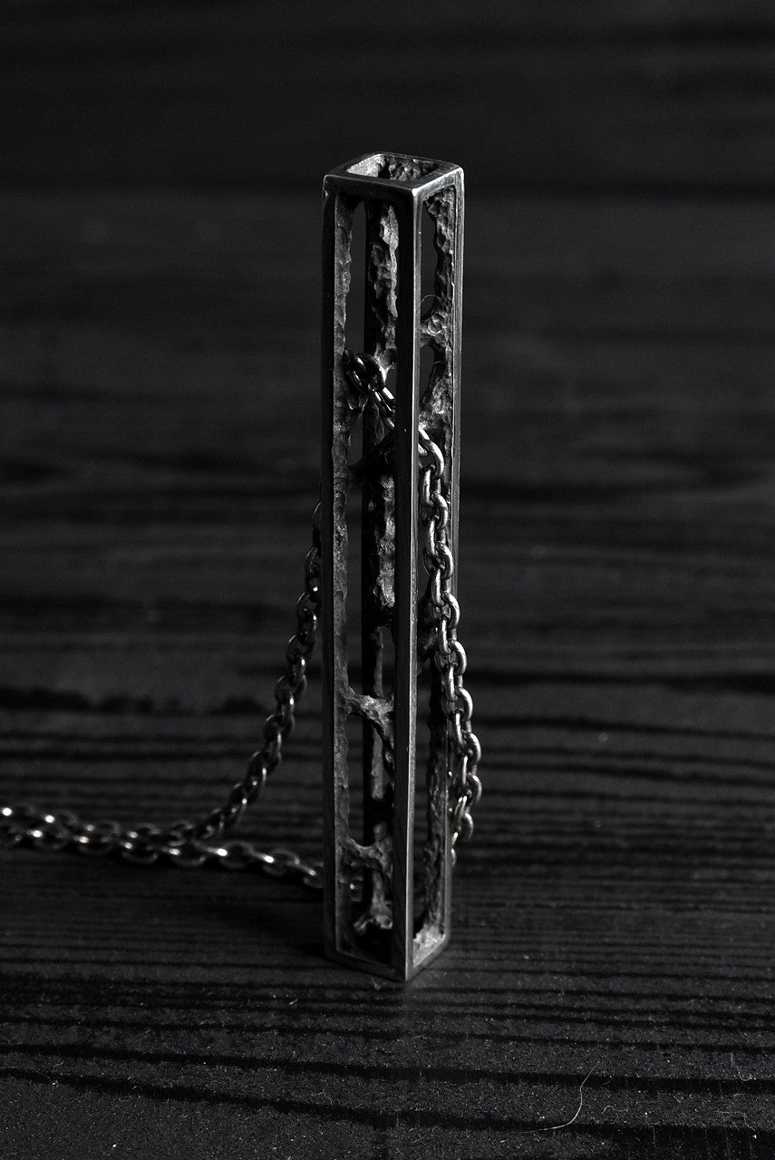 Node by KUDO SHUJI P-33  NECKLACE