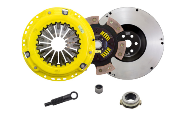 ACT HD Clutch Kit 6 Puck Sprung w/ Streetlite Flywheel Mazdaspeed 3 2007-2013 | Mazdaspeed 6 2006-2007