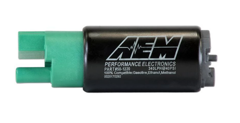 AEM E85 High Flow In-Tank Fuel Pump - 340LPH
