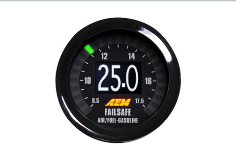 AEM wideband failsafe