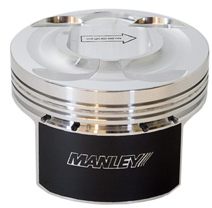 Ford 2.3 Ecoboost Manley Pistons