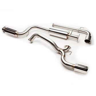 Mazdaspeed 3 Cat Back Exhaust 2010-2013