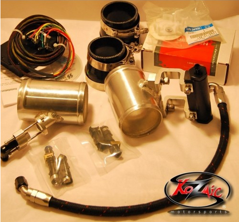 Kozmic Motorsports Mazdaspeed 3/6 6th port injection