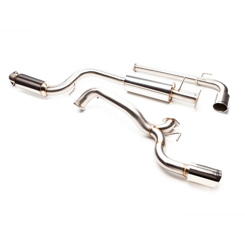 2010-2013 Mazdaspeed 3 Cobb cat back exhaust