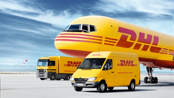 DHL iternation shipping, New Zealand, USA