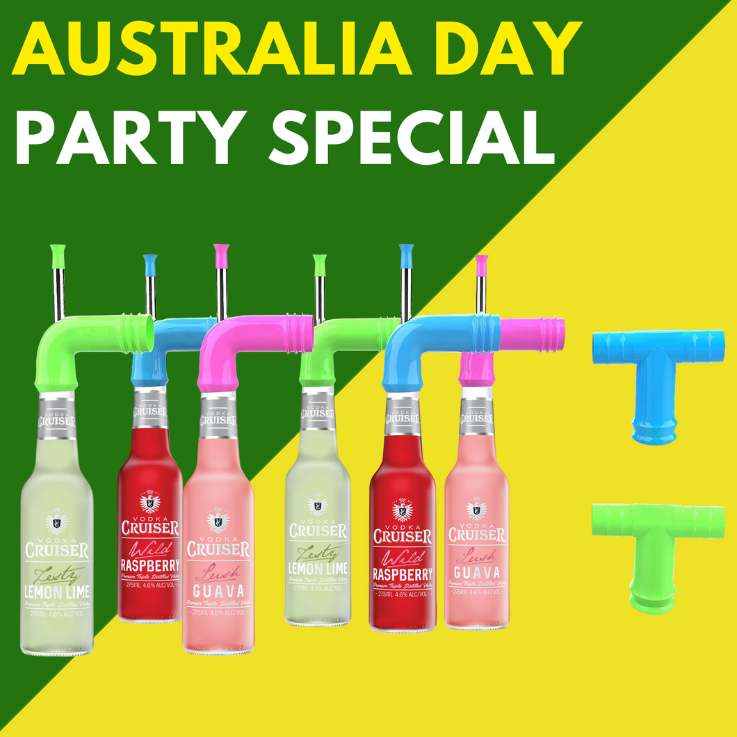 Australia Day Party Special (Expires 26th JAN)