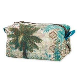Aqua Escape Cosmetic Pouch - Hand Bag
