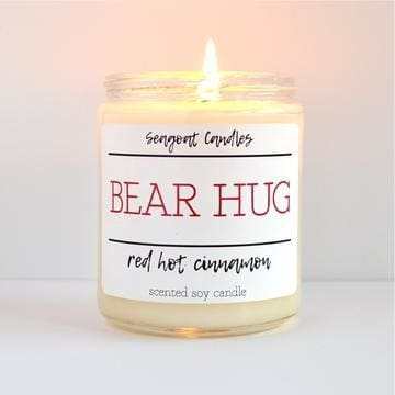 Bear Hug - Cinnamon Candle - Candles