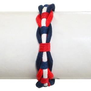 Br Rope Rd/wh/bl - Jewelry