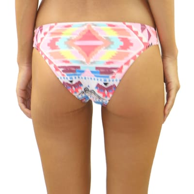 Cherokee Criss-Cross Side Bottom - Swimwear