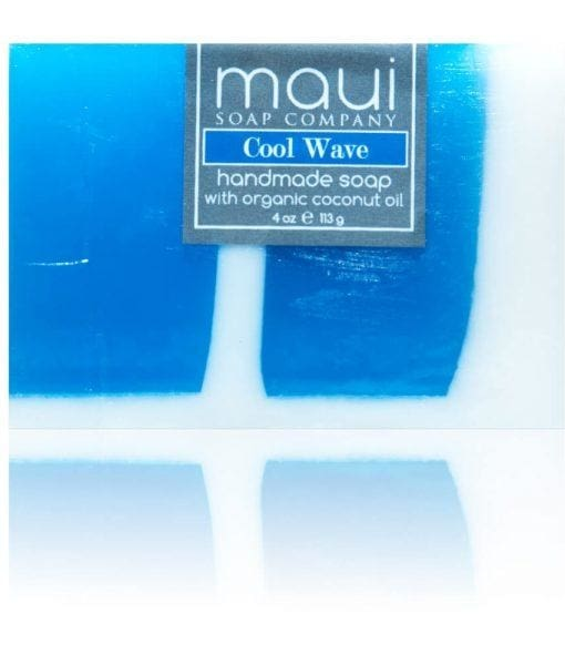 Cool Wave Hawaiian Soap - 4.7 Oz - Soap
