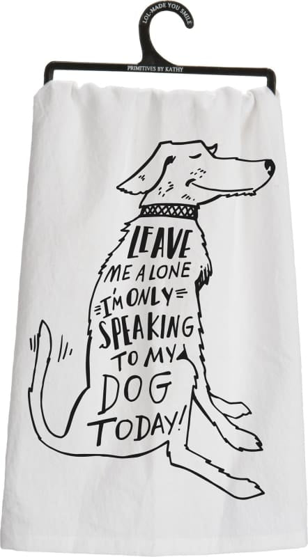 Dish Towel - Love Dogs - Home Décor