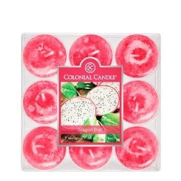 Dragon Fruit 9Pk Tealights - Candle