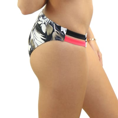Havana Nights Double String Bottom - Swimwear