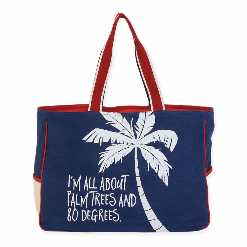 Just Sayin Oversized Tote Im All.... - Default - Hand Bags