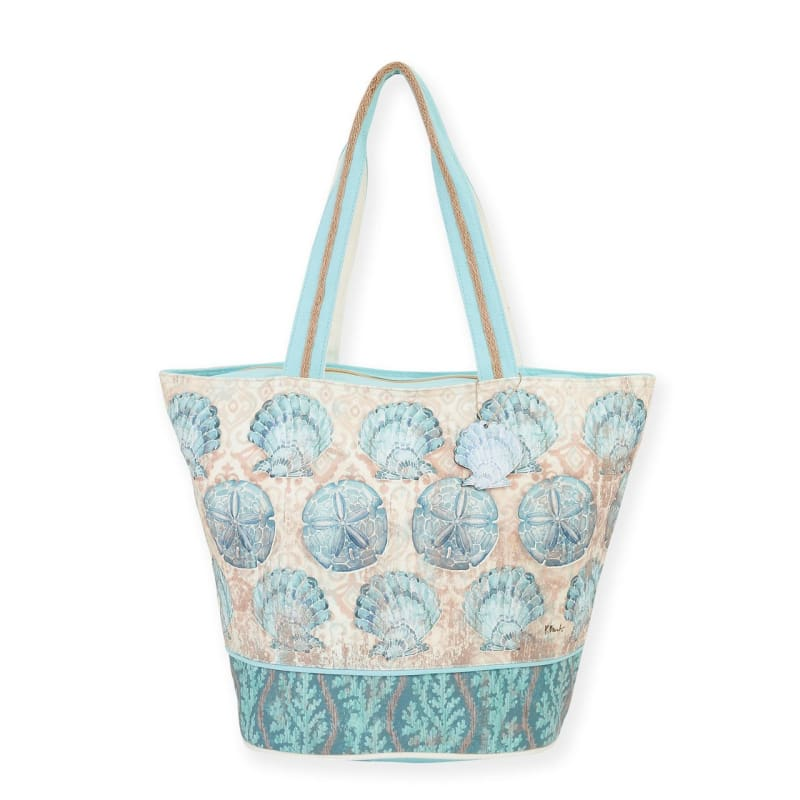 Laguna Shell Shoulder Tote - Default - Hand Bags