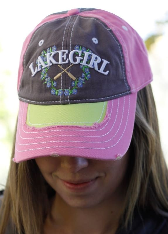 Lakegirl Forget-Me-Not Cap - Hats