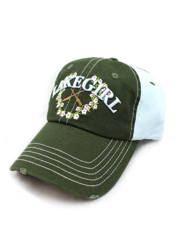 Lakegirl Forget-Me-Not Cap - Suirf - Hats