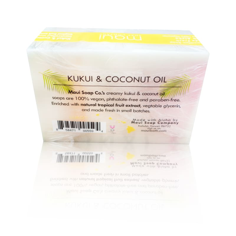 Lilikoi Hawaiian Kukui & Coconut Oil Soap - Soap