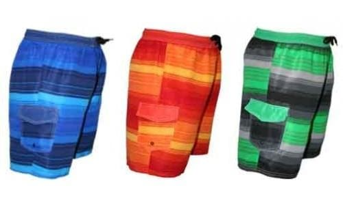 Mens Swim Trunks - Default - Swimwear