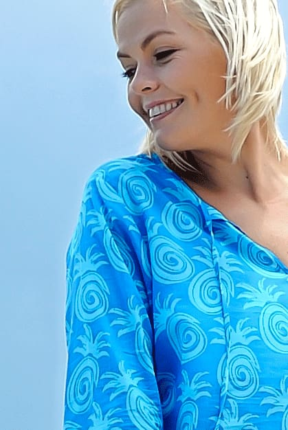 Pina Colada Tunic Tpb - Large - Apparel