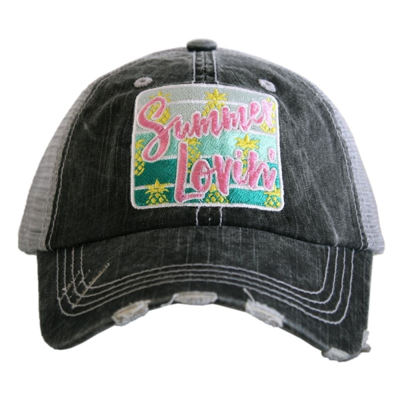 Summer Lovin Hat - Teal - Hats