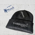 The Charcoal Bold Beanie