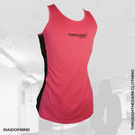 Womens Hot Pink Performance Vest
