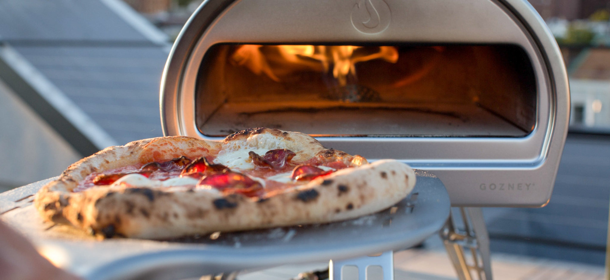 Home pizza oven
