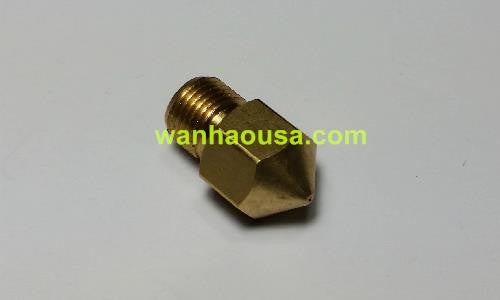 Brass Extruder Nozzle - D5