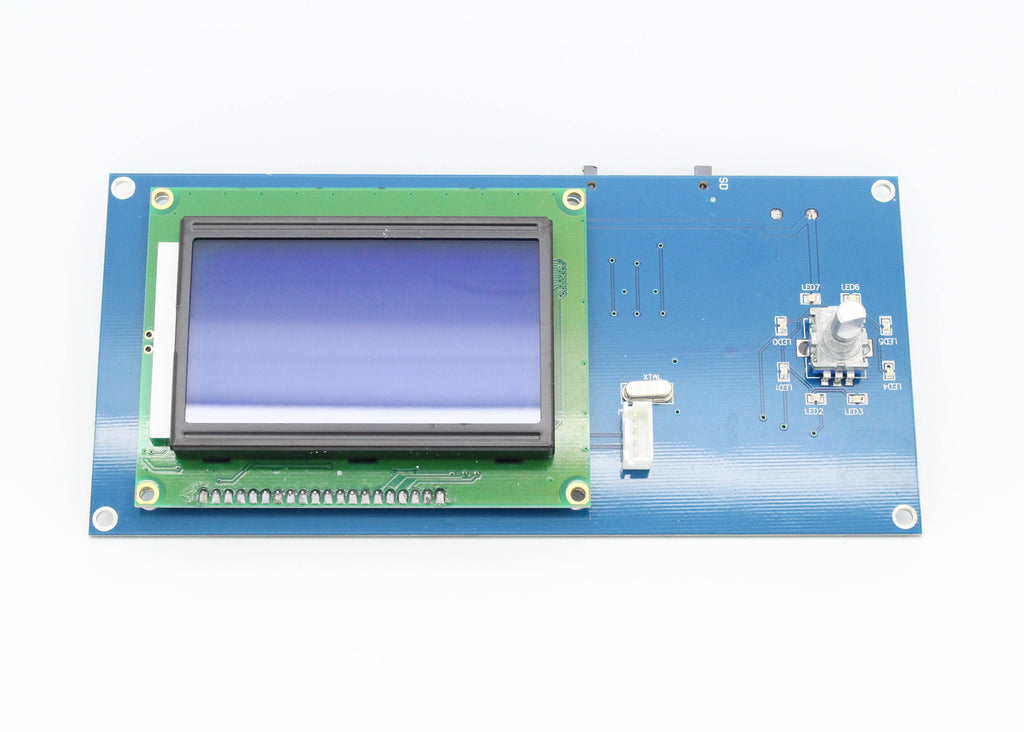 LCD Display Module w/ SD Card Reader - D5