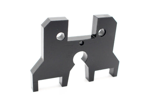 MK9 Dual Extruders Assembly Top Cover Plate