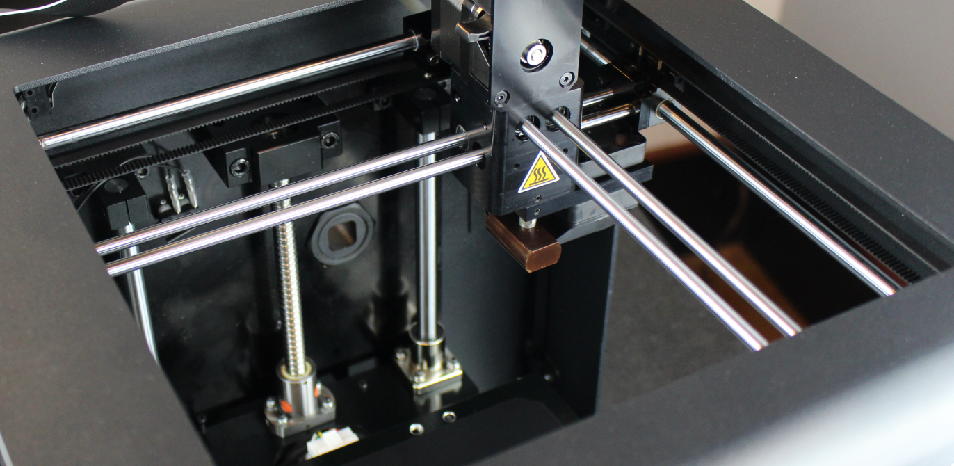 wanhao duplicator 6 double track gantry