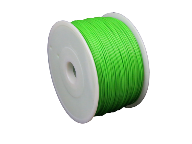 ABS LIME GREEN 1.75mm Filament