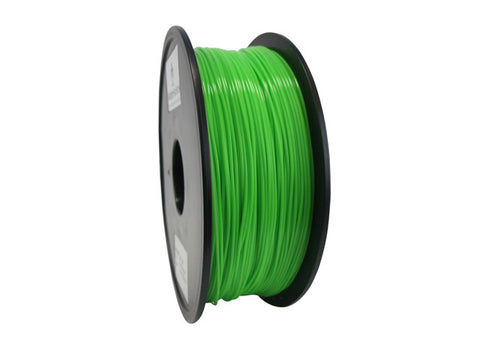 PLA LIME GREEN 1.75mm Filament