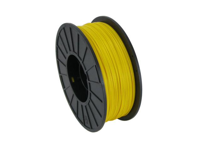 PLA PRO CUSTARD YELLOW 1.75mm Filament