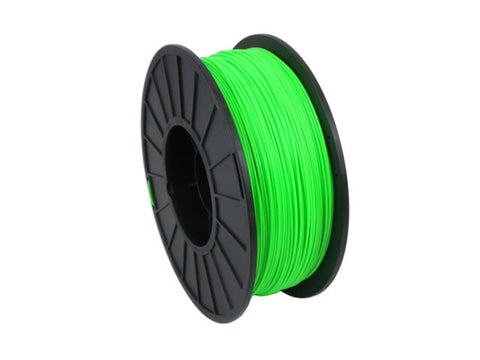 PLA PRO LIME GREEN 1.75mm Filament