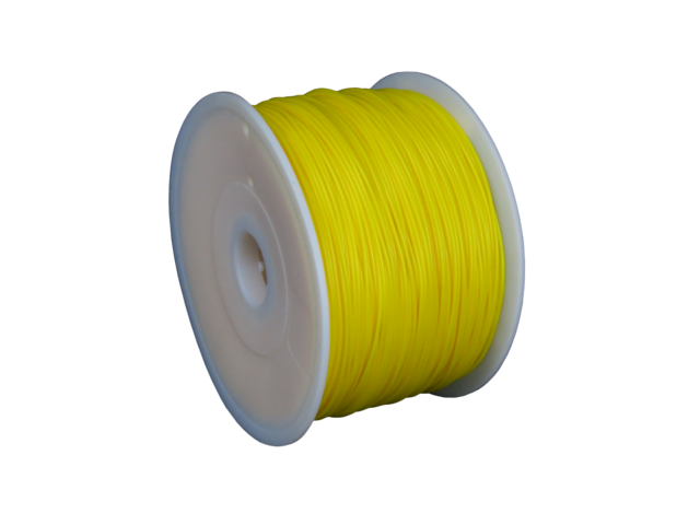 ABS YELLOW 1.75mm Filament
