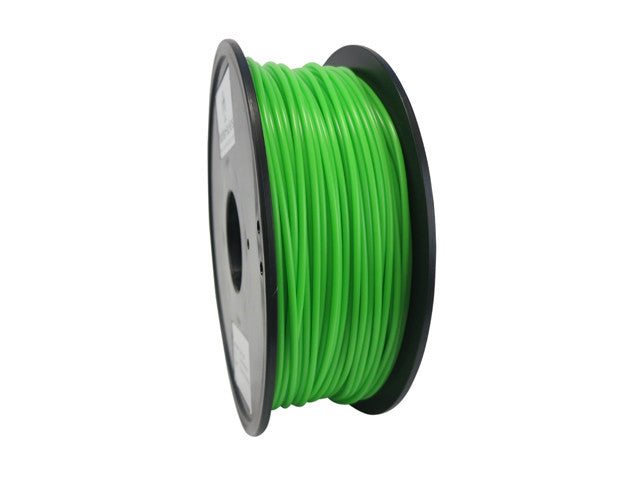 PLA LIME GREEN 3mm Filament